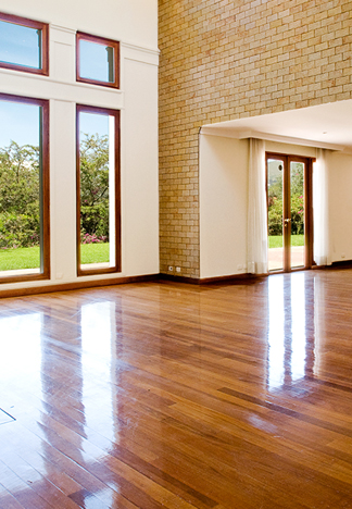 Installed Hardwood Flooring in Freeport, PA